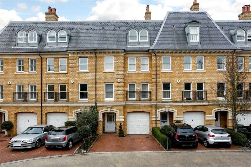 5 Bedrooms Terraced House for sale in Langdon Park, Teddington, TW11