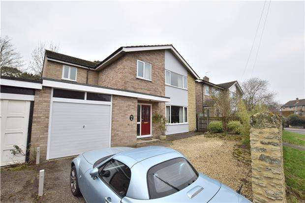 4 Bedrooms Detached House for sale in St. Nicholas Road, Oxford, OX4 4PP