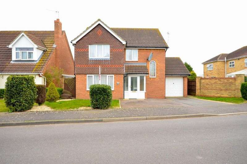 3 Bedrooms Detached House for rent in Cater Way, Boston