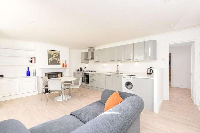 2 Bedrooms Flat for sale in Fortess Road, Tufnell Park