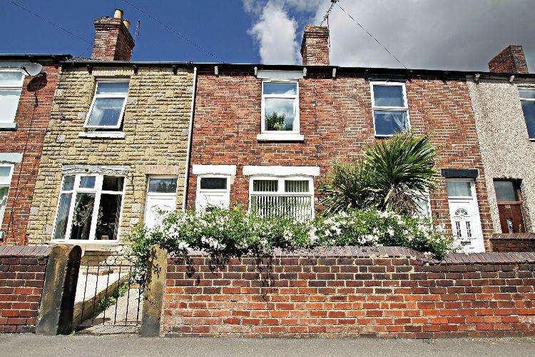 2 Bedrooms Terraced House for sale in Badsley Moor Lane, Rotherham