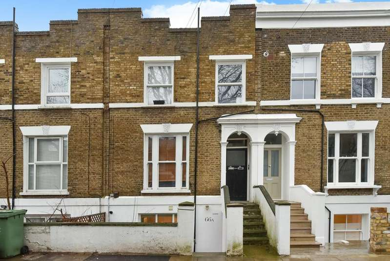 2 Bedrooms Flat for sale in Kings Grove Peckham SE15