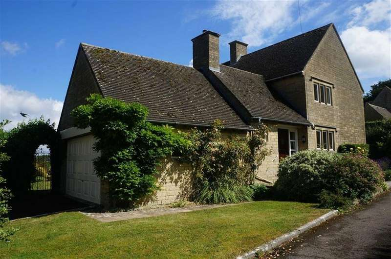 4 Bedrooms Detached House for sale in Evesham Road, Stow-on-the-Wold, Gloucestershire