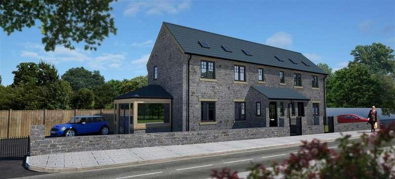 3 Bedrooms Semi Detached House for sale in Barnsley Road, Scissett, Huddersfield, HD8 9GJ