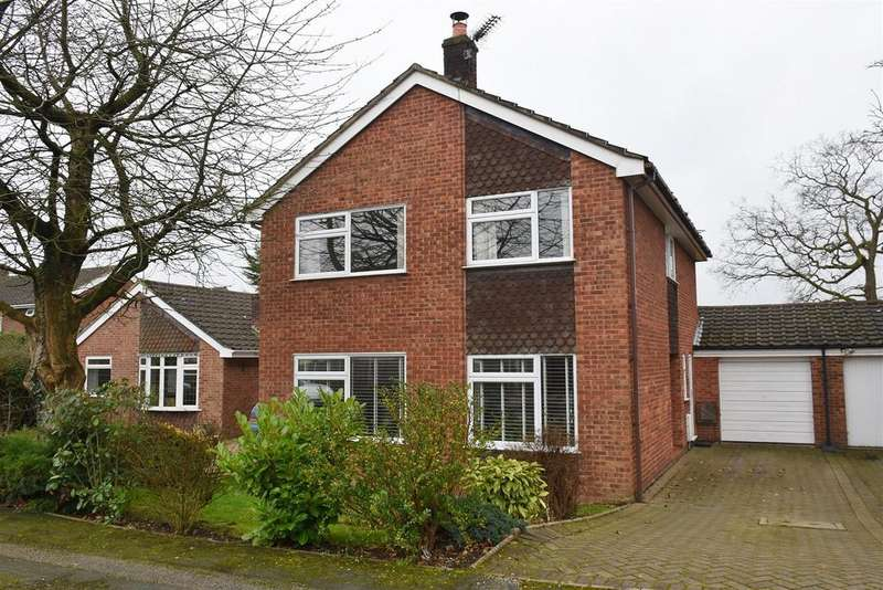 4 Bedrooms Detached House for sale in Freshfields, Comberbach, CW9