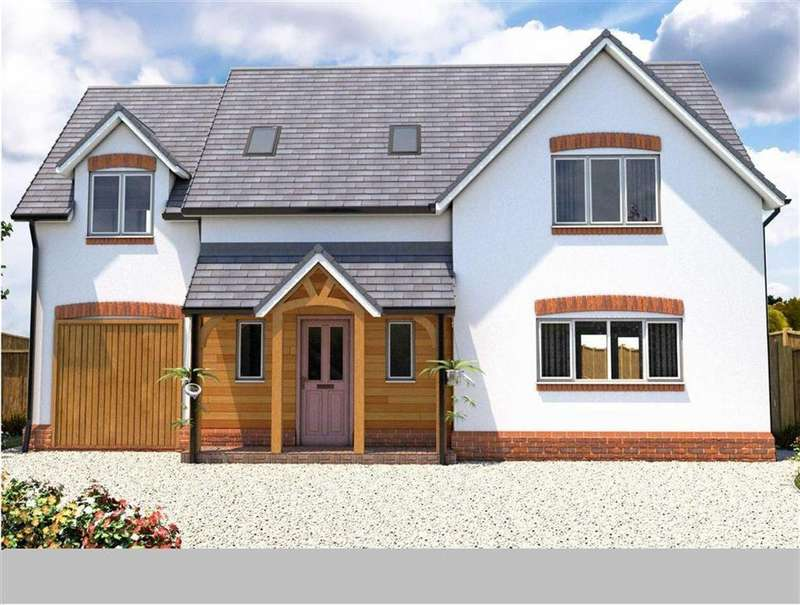 4 Bedrooms Detached House for sale in The Leys, Bishops Castle, Shropshire, SY9