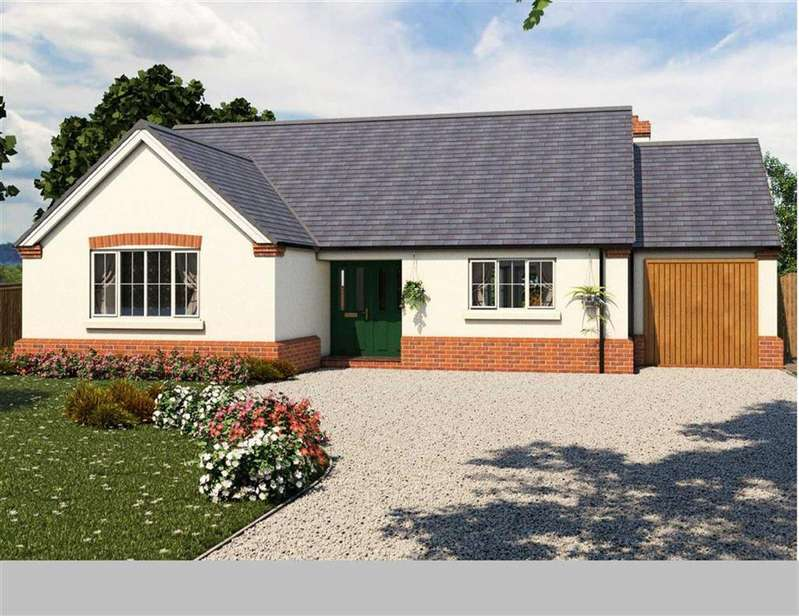 2 Bedrooms Bungalow for sale in The Leys, Bishops Castle, Shropshire, SY9
