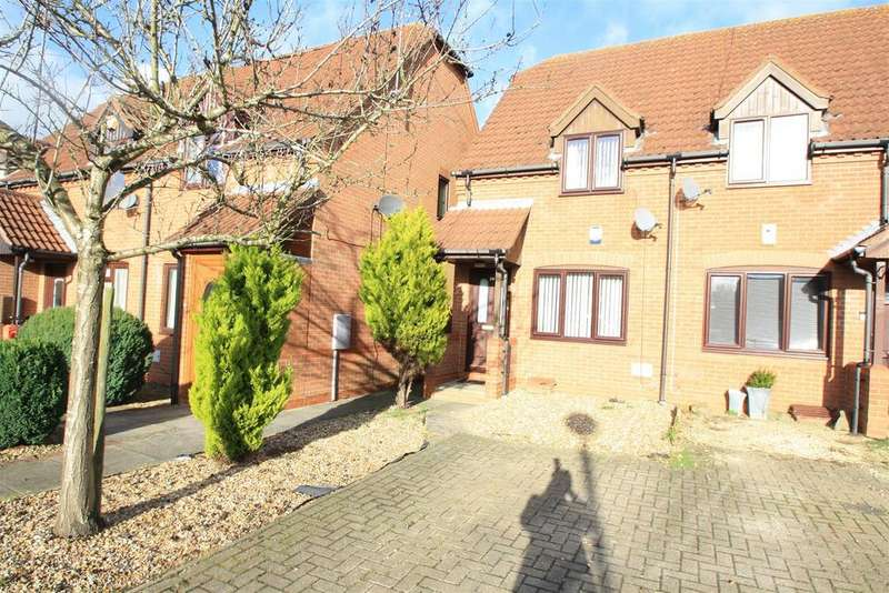 2 Bedrooms End Of Terrace House for sale in Duchess Grove, Wavendon Gate, Milton Keynes