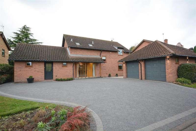 4 Bedrooms Detached House for sale in The Lawn, 3 Melton Gardens, Edwalton, Nottingham