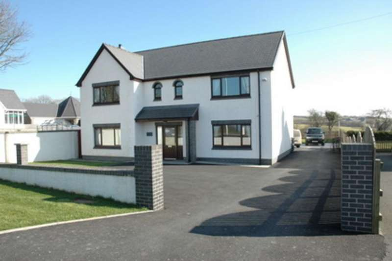 5 Bedrooms Detached House for sale in Delightful Family Residence Within Easy Reach Of The Ceredigion Coastline