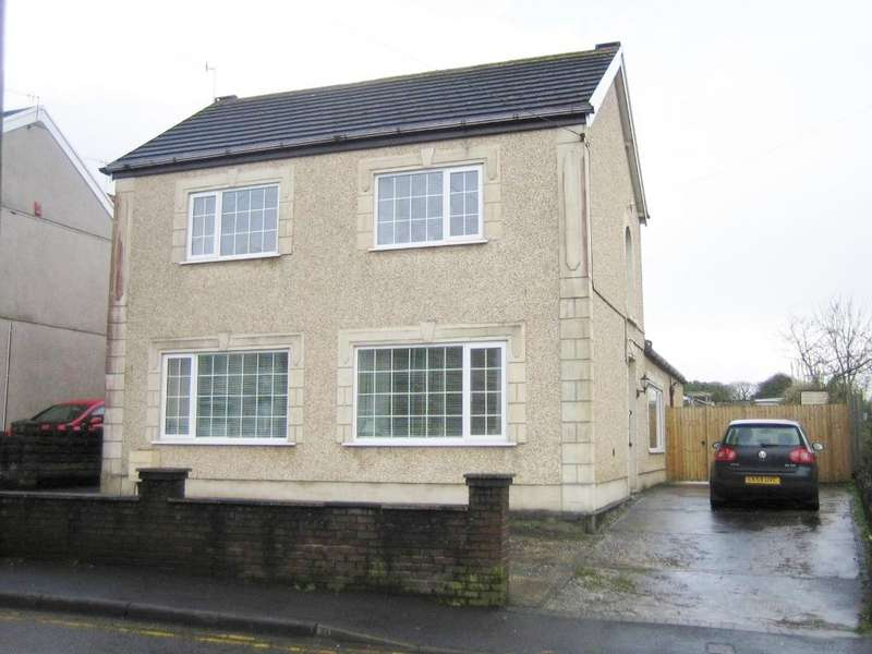 4 Bedrooms Detached House for sale in High St, Grovesend