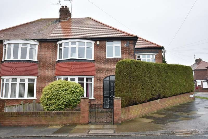 4 Bedrooms Semi Detached House for sale in Viewforth Drive, Fulwell Mill