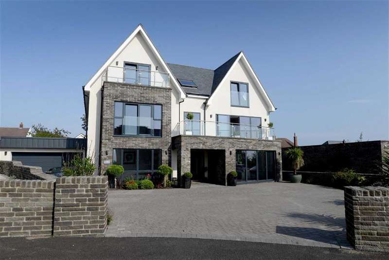 6 Bedrooms Detached House for sale in St Annes Close, Langland, Swansea
