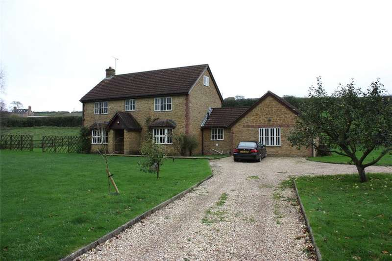 4 Bedrooms Detached House for sale in Lyatts, Hardington Moor, Yeovil, Somerset