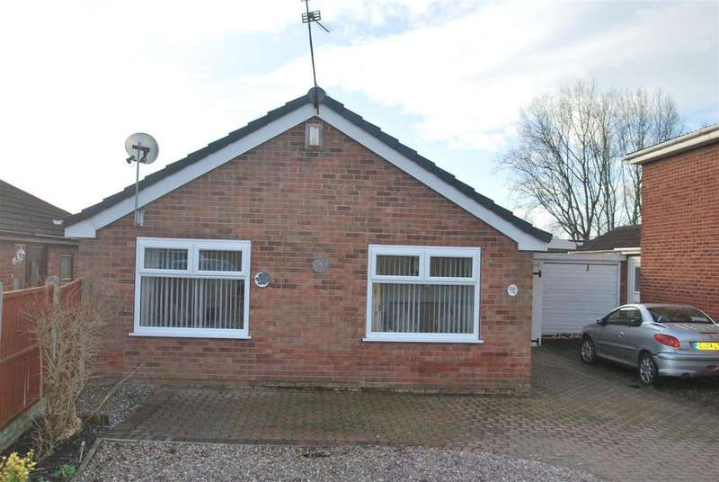 2 Bedrooms Detached Bungalow for sale in Brackendale, Elton