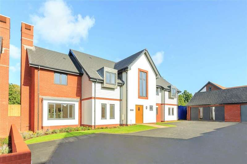5 Bedrooms Detached House for sale in Ark Royal Avenue, Exeter, Devon