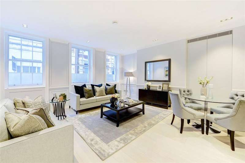 2 Bedrooms House for sale in Warwick Court, Holborn, WC1R