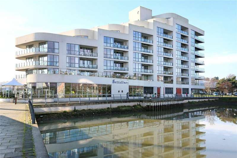 3 Bedrooms Flat for sale in Mirage, 21 Harbour Road, Portishead, Bristol, BS20