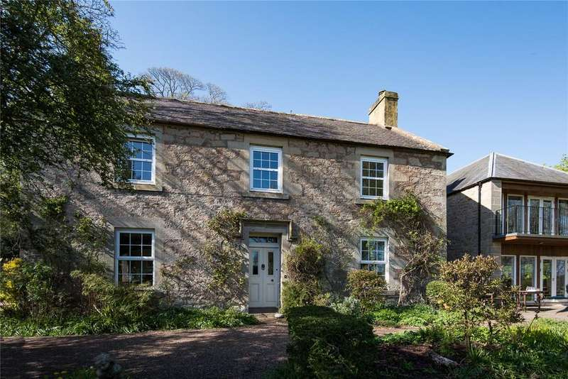 6 Bedrooms Detached House for sale in Sunnyside, Langtongate, Duns, Berwickshire
