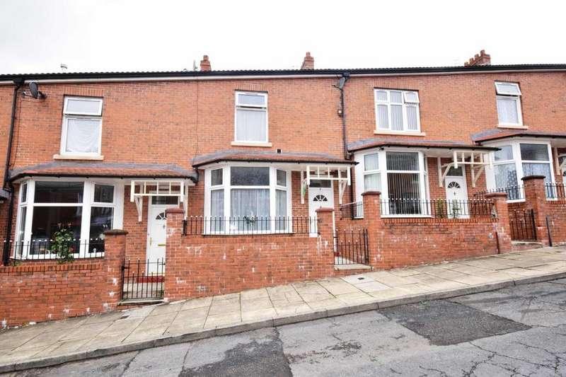3 Bedrooms Terraced House for sale in Grindleton Road, Blackburn, BB2