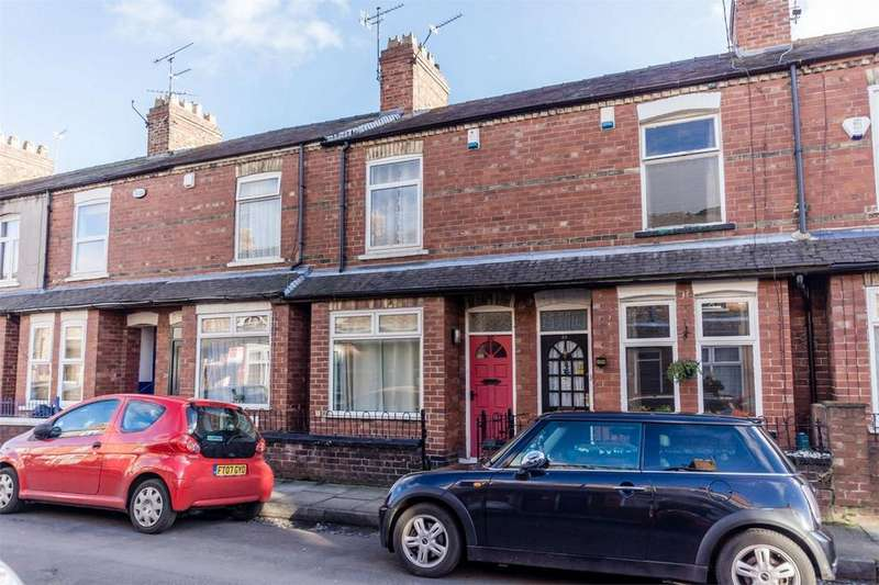 2 Bedrooms Terraced House for sale in Falsgrave Crescent, Burton Stone Lane, York