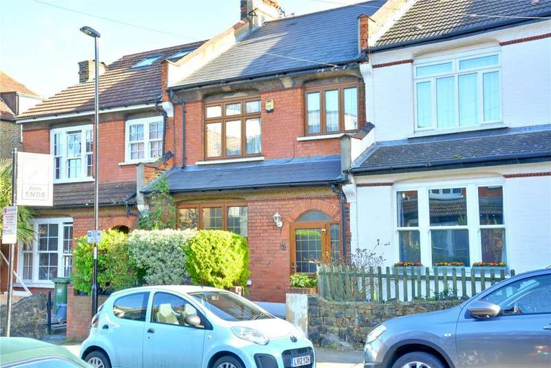 3 Bedrooms Terraced House for sale in Bankwell Road, Hither Green, London, SE13