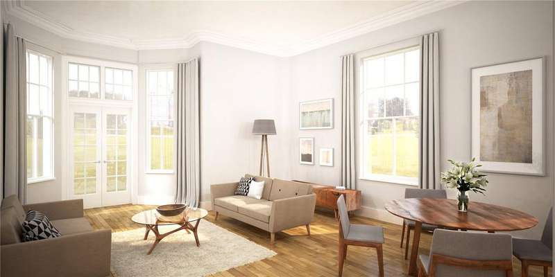 2 Bedrooms Apartment Flat for sale in 2 Bedroom Conversion Apartment, Craighouse, Craighouse Road, Edinburgh