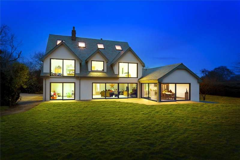 5 Bedrooms Detached House for sale in Canterbury Road, Challock, Ashford, Kent
