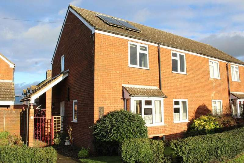 3 Bedrooms Semi Detached House for sale in High Street, Stotfold, Hitchin, SG5
