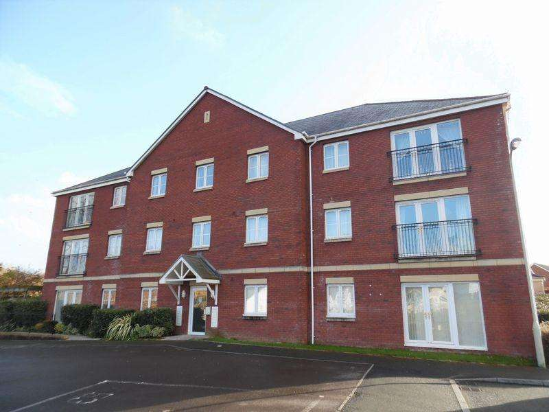 1 Bedroom Apartment Flat for sale in Cae Gwyllt Broadlands Bridgend CF31 5FF