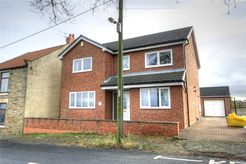 4 Bedrooms Detached House for sale in The Baltic, Witton Park, Bishop Auckland, DL14