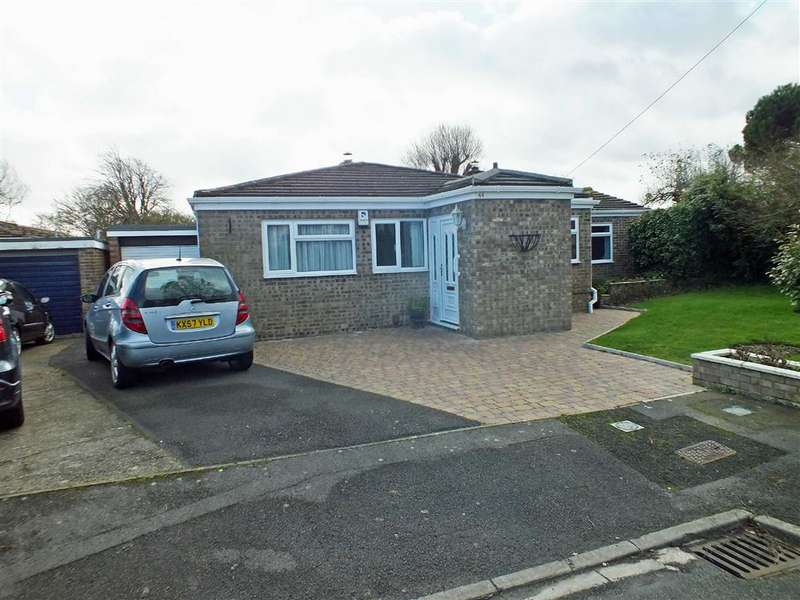 3 Bedrooms Detached Bungalow for sale in Churchlands, North Bradley, Wiltshire, BA14
