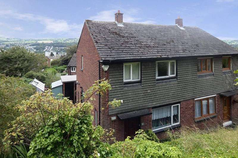 2 Bedrooms Semi Detached House for sale in Ferncliffe Road, Bingley, West Yorkshire