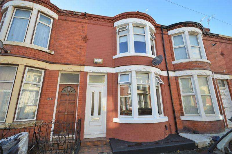 2 Bedrooms Terraced House for sale in Greencroft Road, Wallasey