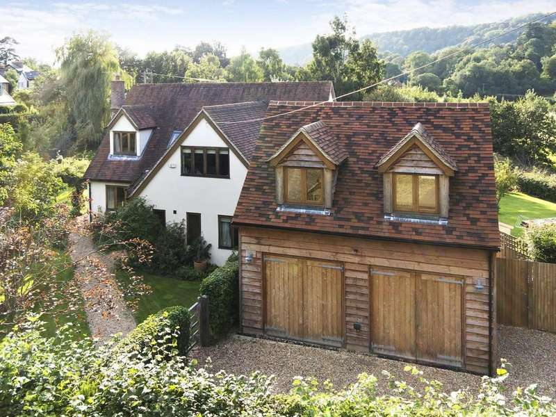 5 Bedrooms Detached House for rent in Mill Lane, Steep, Petersfield