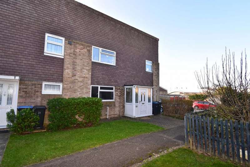 3 Bedrooms End Of Terrace House for sale in Green Hills, Harlow CM20