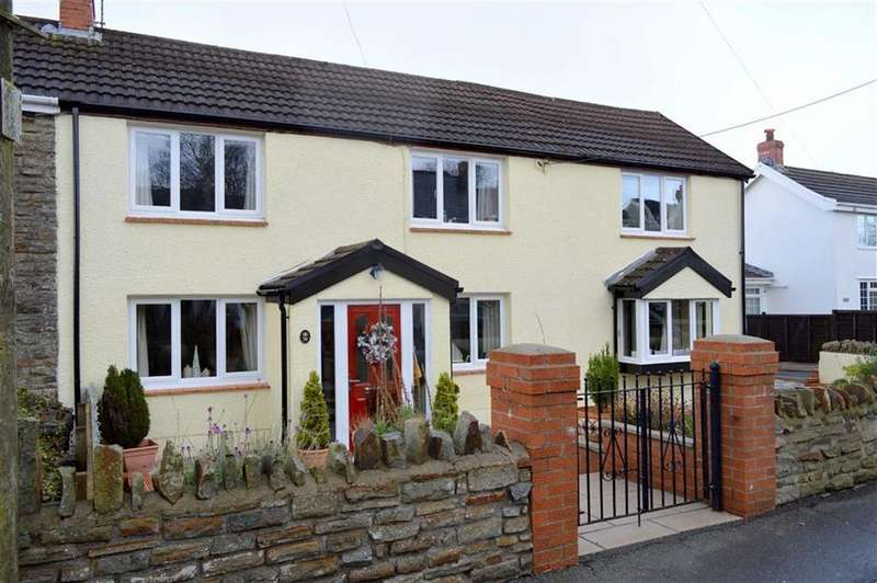 4 Bedrooms End Of Terrace House for sale in Gowerton Road, Three Crosses, Swansea
