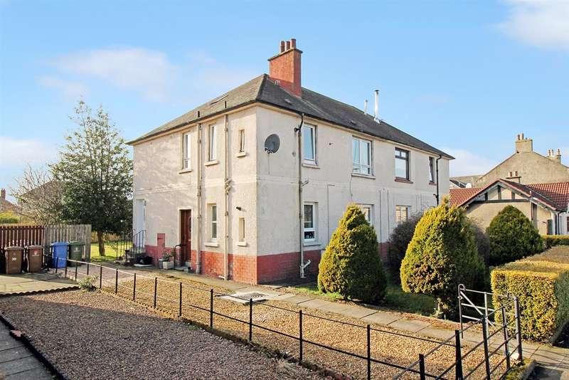 2 Bedrooms Flat for sale in Eastcroft Street, Larbert