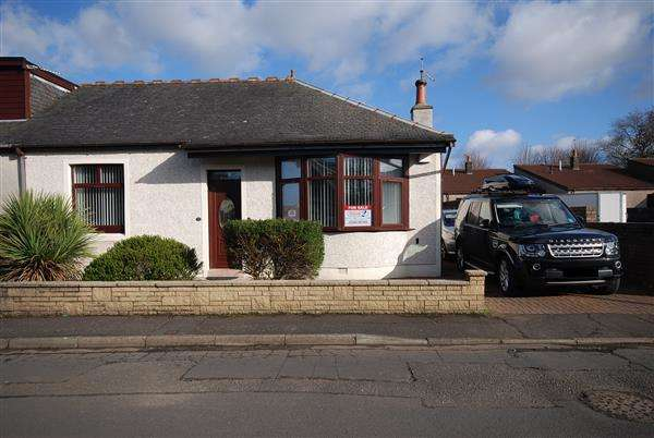 3 Bedrooms Semi Detached House for sale in Woodburn Avenue, Kilwinning
