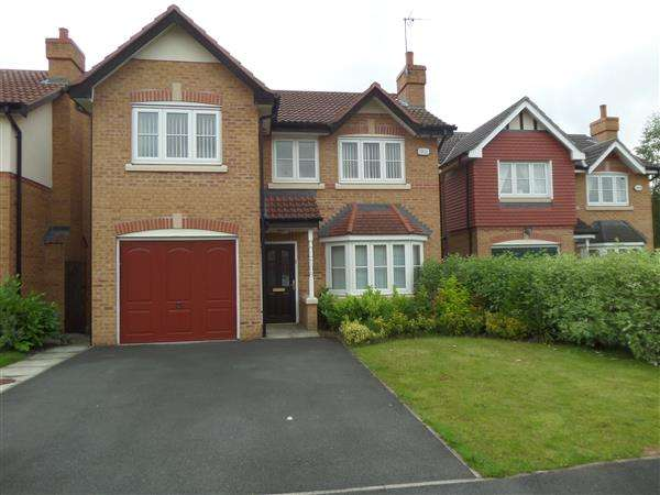 4 Bedrooms Detached House for sale in Rimsdale Drive, Moston, Manchester