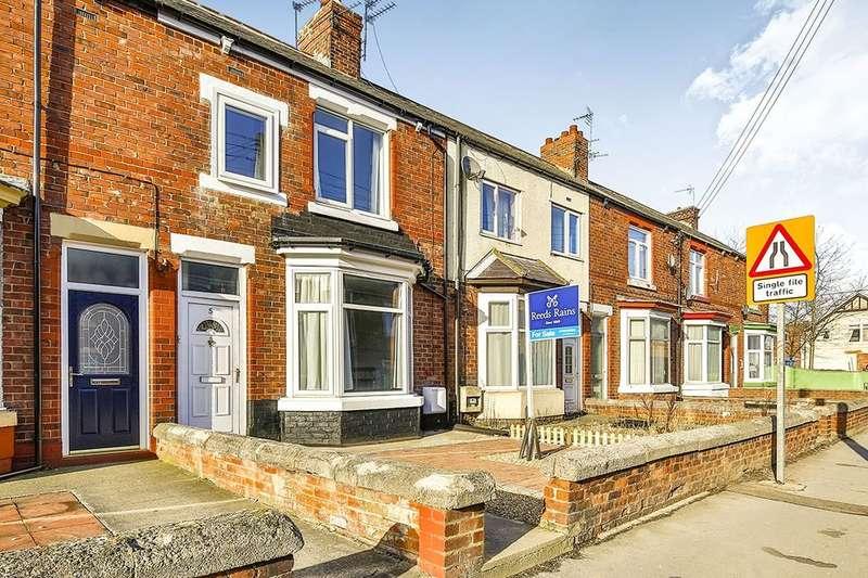 3 Bedrooms Terraced House for sale in Westcott Terrace, Ferryhill, DL17