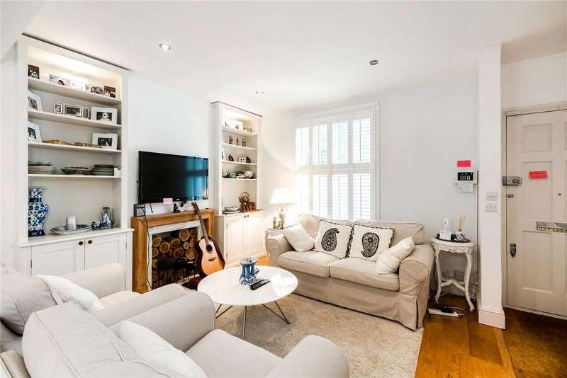 3 Bedrooms Terraced House for sale in Horder Road, Munster Village, Fulham, SW6