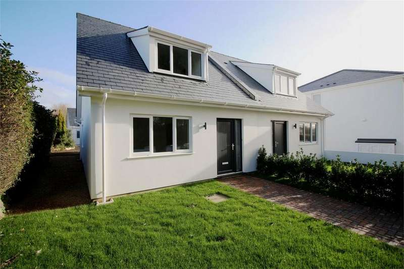 4 Bedrooms Semi Detached House for sale in House 6 Brooklands, Baubigny Road, St Sampson's