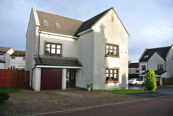 6 Bedrooms Detached House for sale in 9 Station Gate, Glassford, Strathaven, ML10 6GB