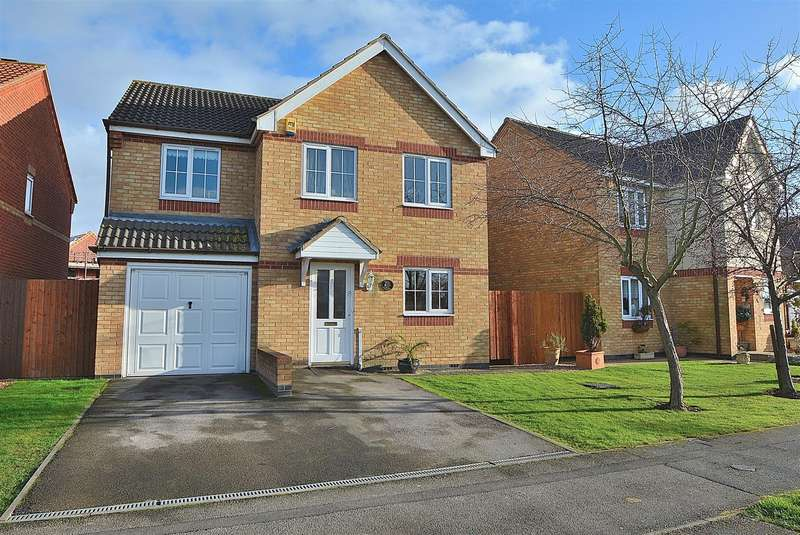 4 Bedrooms Detached House for sale in Pennyfields Boulevard, Long Eaton