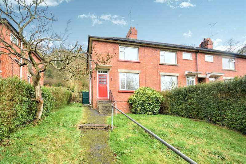 3 Bedrooms End Of Terrace House for sale in 34 Paradise, Coalbrookdale, Shropshire, TF8