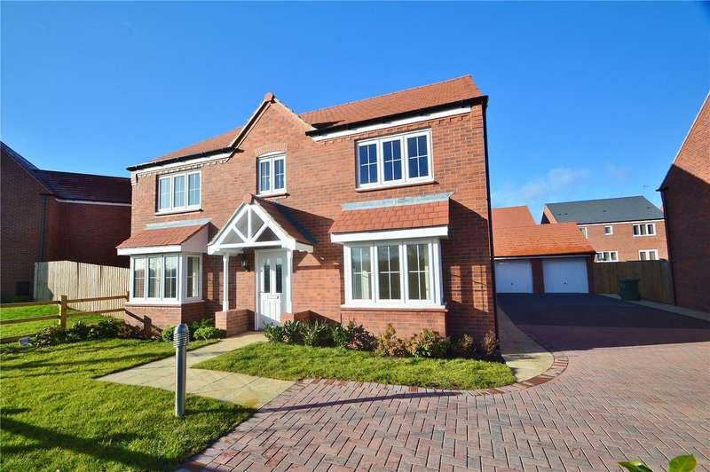 5 Bedrooms Detached House for sale in Plot 115, Stour Valley, Kidderminster, DY11