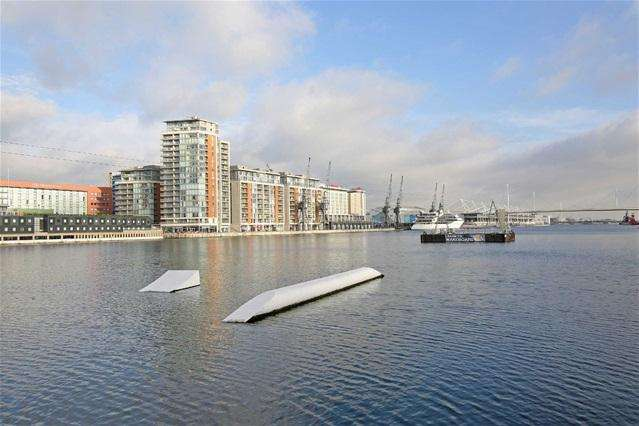2 Bedrooms Flat for sale in Capital East Apartments, 21 Western Gateway, Docklands