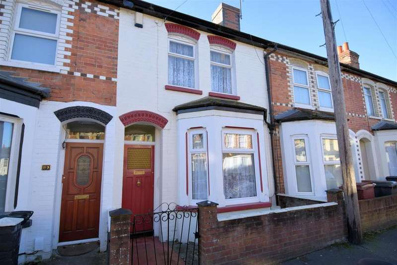 3 Bedrooms Terraced House for sale in Catherine Street, Reading
