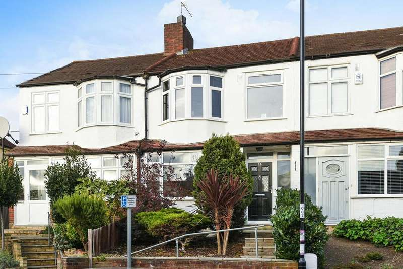 3 Bedrooms Terraced House for sale in Beauchamp Road, Upper Norwood
